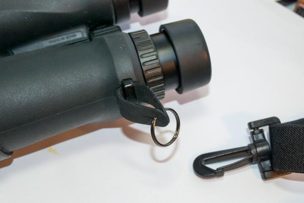 Vortex Optics Binoculars Harness Clips Onto Binoculars Easily