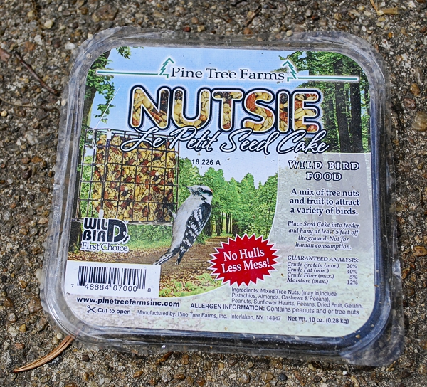 Nutsie Seed Cake