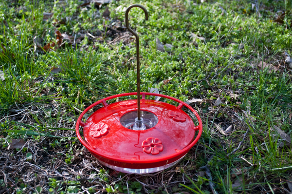 Aspects HummZinger Hummingbird Feeder