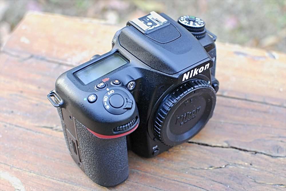 Nikon D7500 Camera (Without Lens)